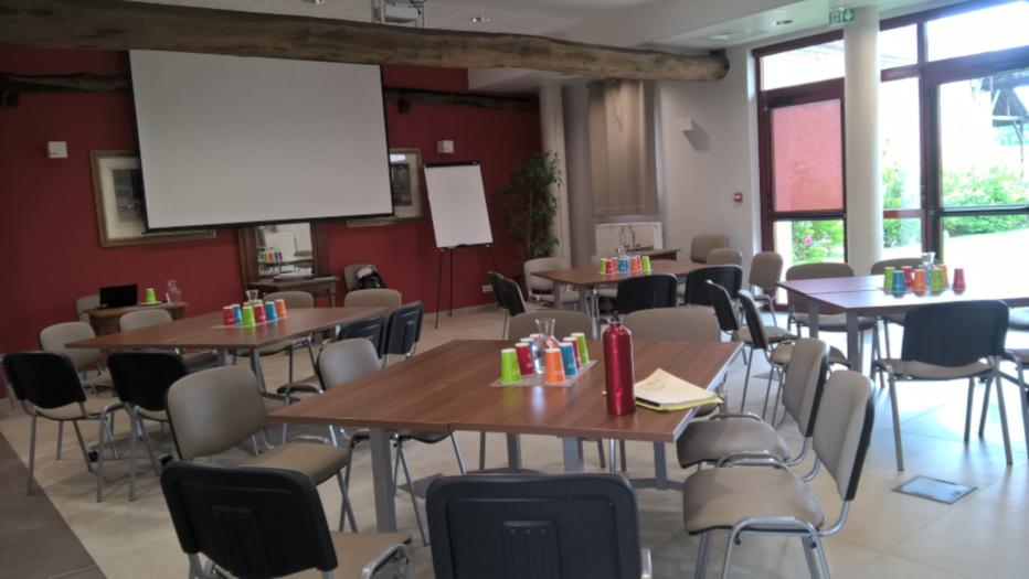 Votre salle de réunion au Sud de l'Oise