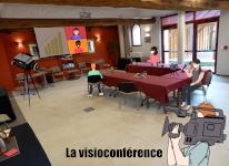 salle enregistrement audiovisuel proche de Paris oise